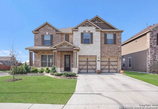 7715 Robert Mondavi, San Antonio, TX 78254 (MLS #1434631) :: Alexis Weigand Real Estate Group