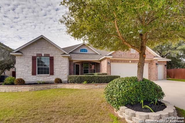 731 Piazza Pl, San Antonio, TX 78253 (MLS #1434635) :: Alexis Weigand Real Estate Group