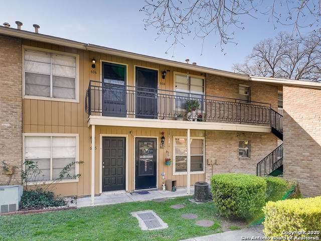 923 Vance Jackson #606, San Antonio, TX 78201 (MLS #1434639) :: Berkshire Hathaway HomeServices Don Johnson, REALTORS®