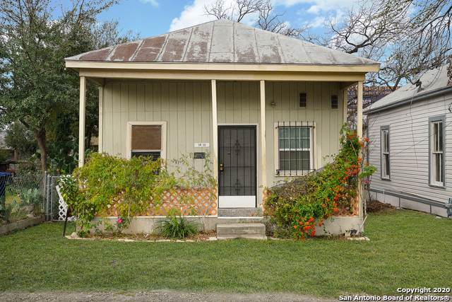 1417 N Olive St, San Antonio, TX 78208 (MLS #1434644) :: Alexis Weigand Real Estate Group