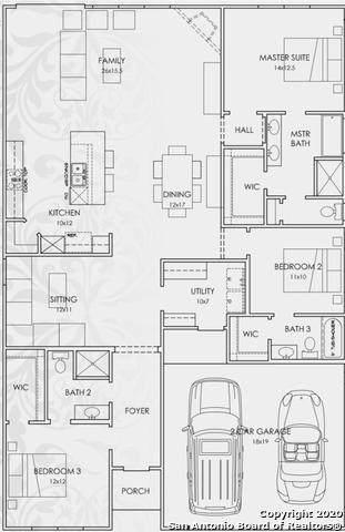 11158 Vance Jackson Rd Unit 6, San Antonio, TX 78230 (#1434677) :: The Perry Henderson Group at Berkshire Hathaway Texas Realty