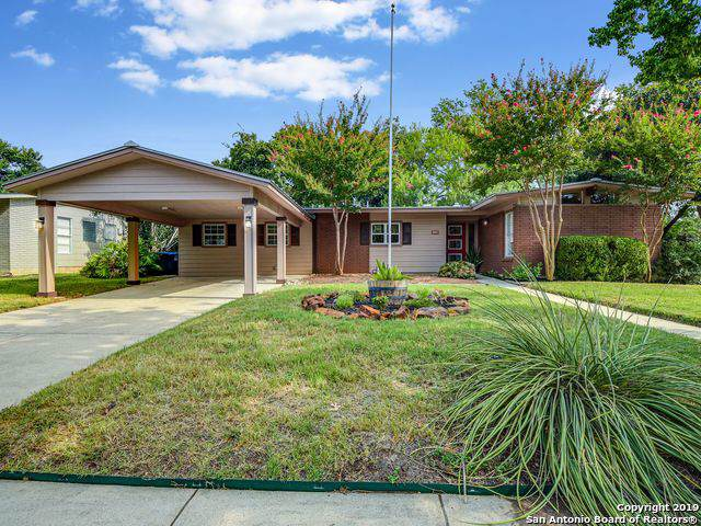 2831 Little John Dr, San Antonio, TX 78209 (MLS #1434785) :: Alexis Weigand Real Estate Group