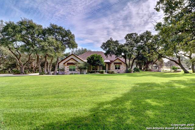3561 Comal Spgs, Canyon Lake, TX 78133 (MLS #1434836) :: Alexis Weigand Real Estate Group