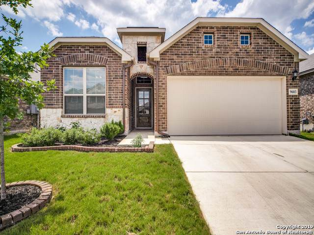 9603 Bricewood Oak, San Antonio, TX 78254 (MLS #1434854) :: Alexis Weigand Real Estate Group