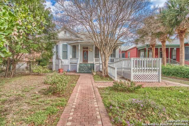 150 Crofton Ave, San Antonio, TX 78210 (#1434882) :: The Perry Henderson Group at Berkshire Hathaway Texas Realty