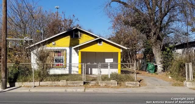 2909 Guadalupe St, San Antonio, TX 78207 (MLS #1434891) :: BHGRE HomeCity