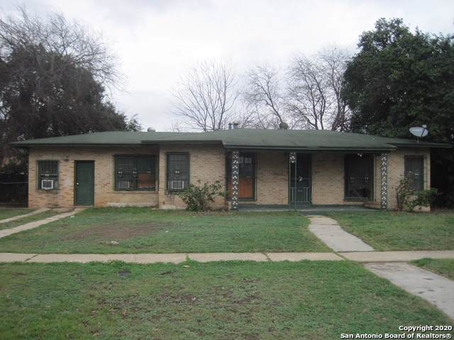 451 N Park Blvd, San Antonio, TX 78204 (MLS #1434904) :: BHGRE HomeCity