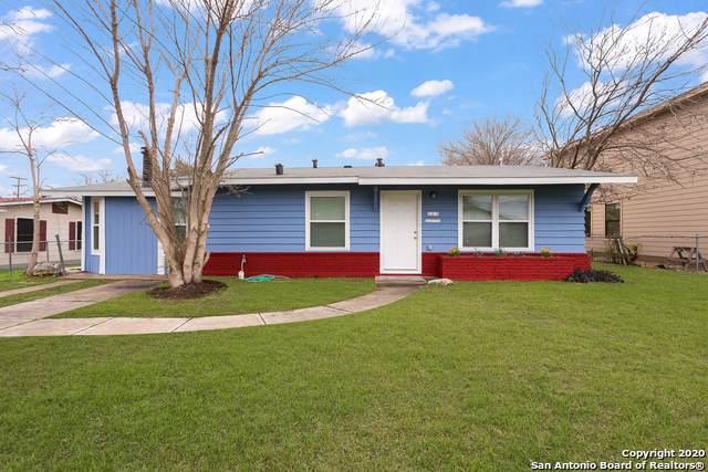 262 Westoak Rd, San Antonio, TX 78227 (MLS #1434909) :: BHGRE HomeCity