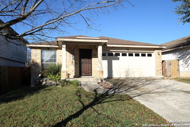 1415 Diamond Bluff, San Antonio, TX 78251 (MLS #1434925) :: Alexis Weigand Real Estate Group