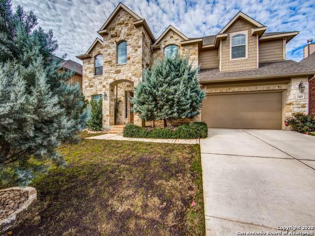 5419 Dragon Weed, San Antonio, TX 78253 (MLS #1434933) :: NewHomePrograms.com LLC