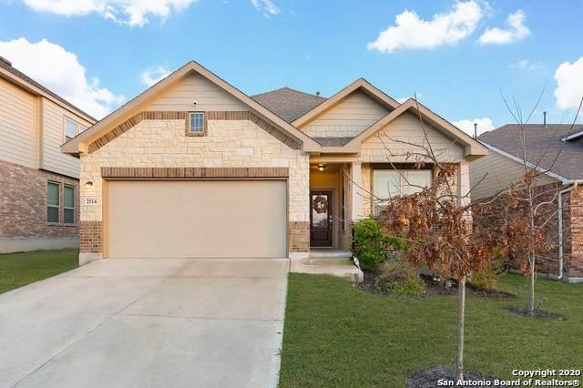 2514 Golden Rain, San Antonio, TX 78245 (MLS #1434938) :: Berkshire Hathaway HomeServices Don Johnson, REALTORS®