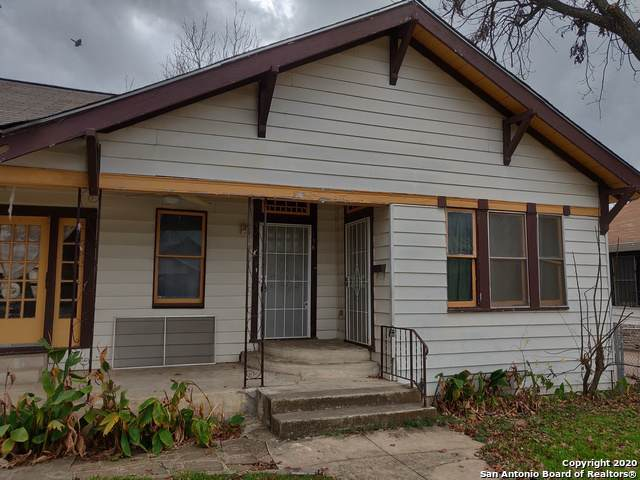 138 Felisa St, San Antonio, TX 78210 (MLS #1434983) :: The Gradiz Group