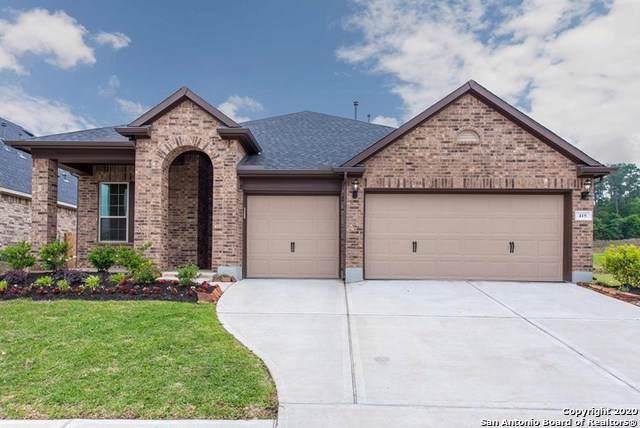 12625 Brite Ranch, San Antonio, TX 78245 (MLS #1434988) :: BHGRE HomeCity