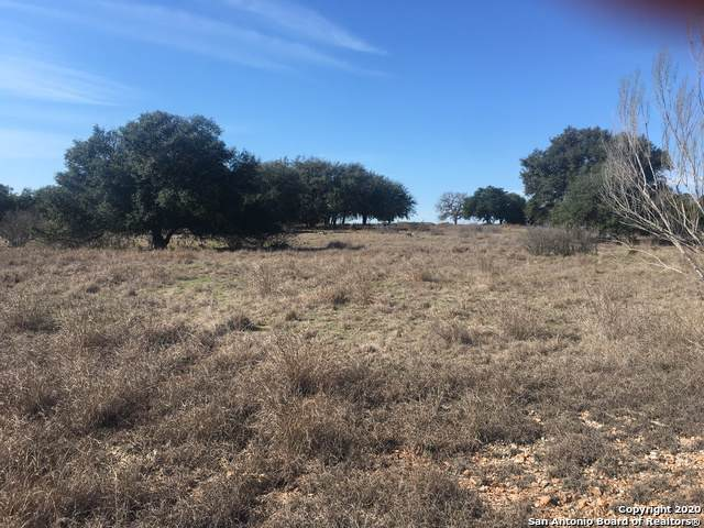 LOT 554 Palomino Springs, Bandera, TX 78003 (MLS #1434997) :: Glover Homes & Land Group