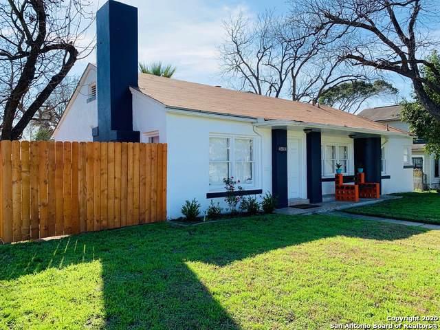 2102 W Mistletoe Ave, San Antonio, TX 78201 (MLS #1435042) :: The Losoya Group