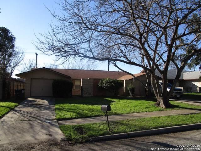 2105 Darwin Dr, San Antonio, TX 78228 (MLS #1435071) :: 2Halls Property Team | Berkshire Hathaway HomeServices PenFed Realty