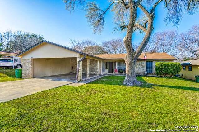 5839 Sun Dance Ln, San Antonio, TX 78238 (MLS #1435074) :: 2Halls Property Team | Berkshire Hathaway HomeServices PenFed Realty