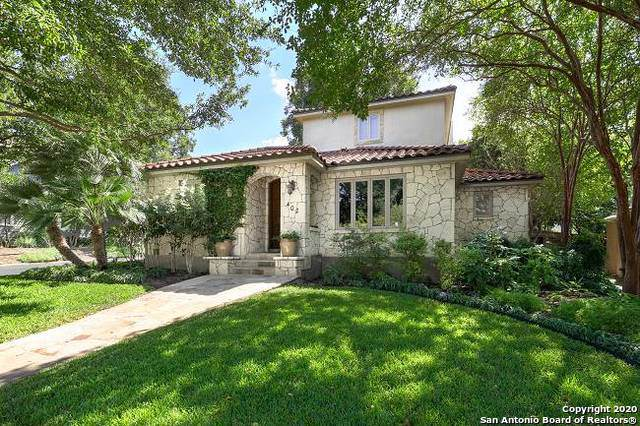 402 Corona Ave, Alamo Heights, TX 78209 (MLS #1435077) :: Berkshire Hathaway HomeServices Don Johnson, REALTORS®