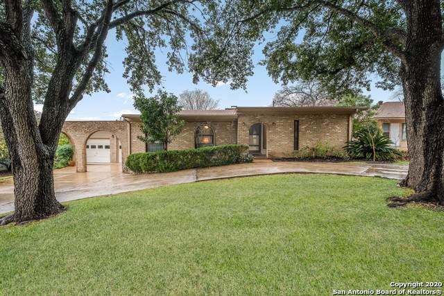 923 Patricia, San Antonio, TX 78213 (#1435082) :: The Perry Henderson Group at Berkshire Hathaway Texas Realty