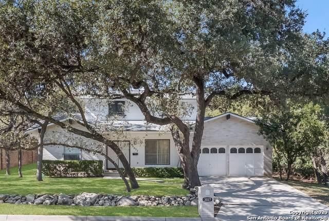 3027 Nantucket Dr, San Antonio, TX 78230 (#1435086) :: The Perry Henderson Group at Berkshire Hathaway Texas Realty