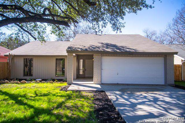 4622 La Marquesa St, San Antonio, TX 78233 (MLS #1435097) :: Alexis Weigand Real Estate Group