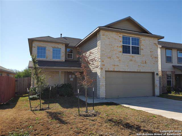 2715 Sunset Bend, San Antonio, TX 78244 (MLS #1435105) :: BHGRE HomeCity
