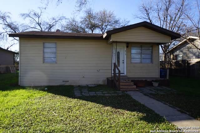 315 Precious St, San Antonio, TX 78237 (#1435108) :: The Perry Henderson Group at Berkshire Hathaway Texas Realty