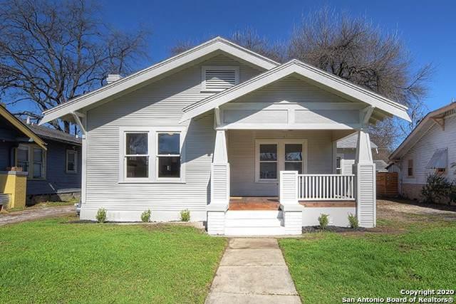 431 E French Pl, San Antonio, TX 78212 (MLS #1435110) :: Alexis Weigand Real Estate Group
