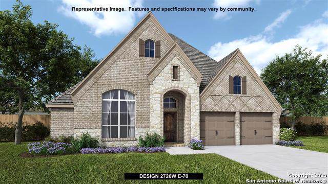 201 Cimarron Creek, Boerne, TX 78006 (#1435211) :: The Perry Henderson Group at Berkshire Hathaway Texas Realty