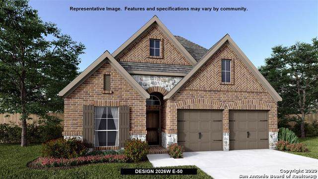 9345 Boiling Rapid, San Antonio, TX 78254 (#1435251) :: The Perry Henderson Group at Berkshire Hathaway Texas Realty