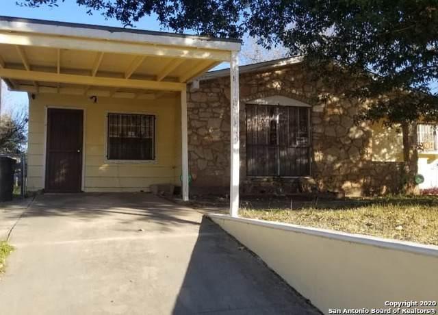 614 Crestfield St, San Antonio, TX 78227 (MLS #1435277) :: The Losoya Group