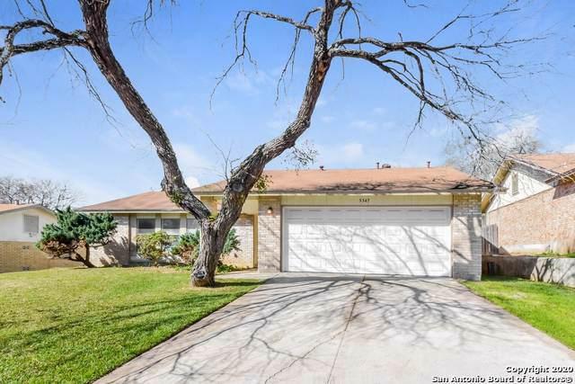 5347 Vista Glen St, San Antonio, TX 78247 (MLS #1435297) :: Alexis Weigand Real Estate Group