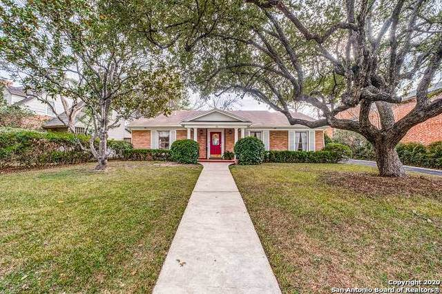 106 Primera Dr, Olmos Park, TX 78212 (MLS #1435311) :: Alexis Weigand Real Estate Group