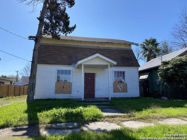 826 Schley Ave, San Antonio, TX 78210 (MLS #1435316) :: Berkshire Hathaway HomeServices Don Johnson, REALTORS®
