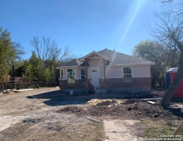 3502 Rivas St, San Antonio, TX 78228 (MLS #1435317) :: The Losoya Group