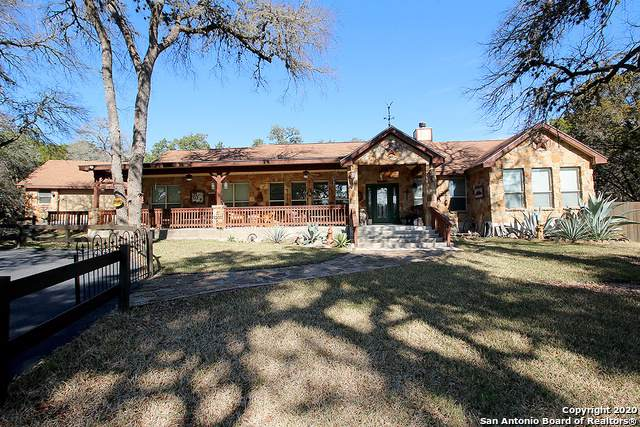 383 Mustang Ln, Spring Branch, TX 78070 (MLS #1435356) :: Tom White Group