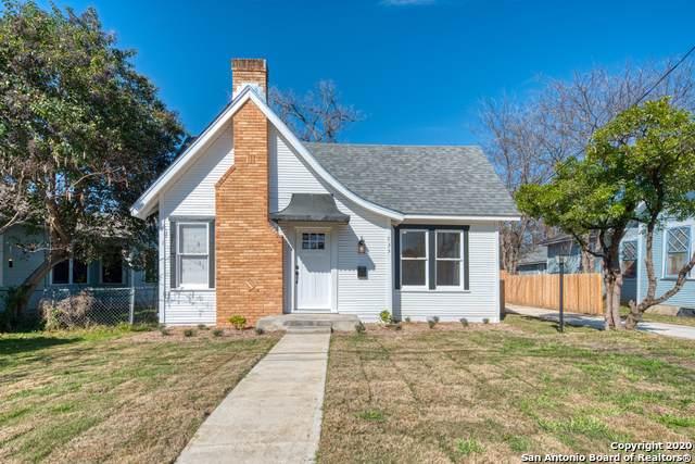 735 W Lynwood Ave, San Antonio, TX 78212 (MLS #1435363) :: Berkshire Hathaway HomeServices Don Johnson, REALTORS®