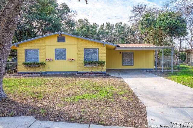 2530 Woodbury St, San Antonio, TX 78217 (MLS #1435375) :: Berkshire Hathaway HomeServices Don Johnson, REALTORS®