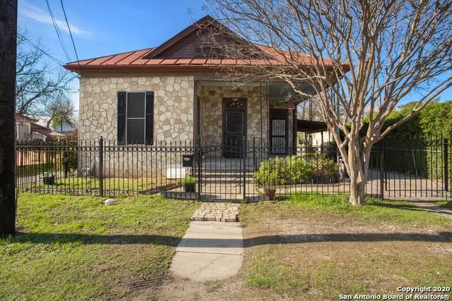109 Canal St, San Antonio, TX 78210 (MLS #1435377) :: The Losoya Group