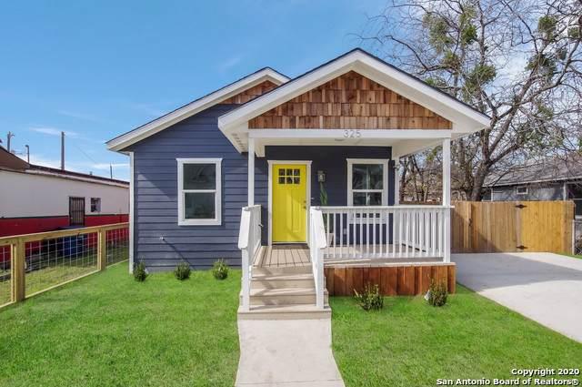 325 Spruce St, San Antonio, TX 78203 (MLS #1435400) :: BHGRE HomeCity