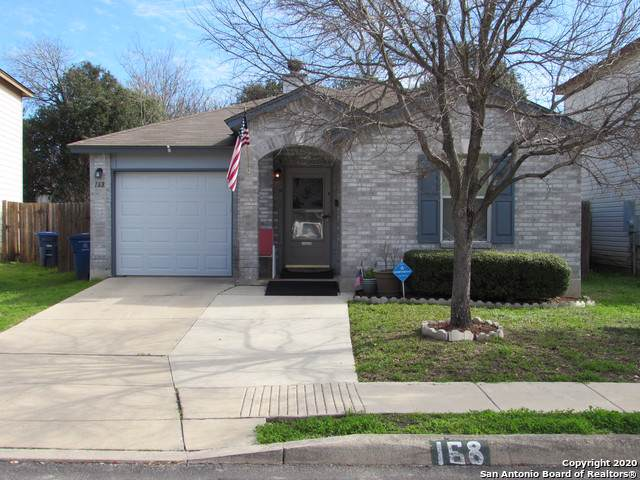 168 Booker Palm, San Antonio, TX 78239 (MLS #1435407) :: Alexis Weigand Real Estate Group
