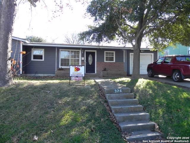 326 Colglazier Ave, San Antonio, TX 78223 (MLS #1435421) :: Alexis Weigand Real Estate Group