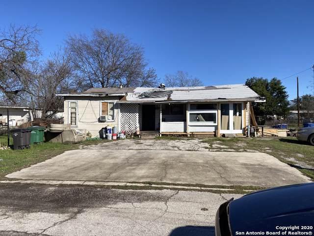 2331 Rivas St, San Antonio, TX 78228 (MLS #1435424) :: BHGRE HomeCity