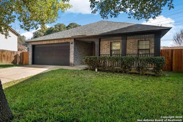 466 Bluegrass Crk, San Antonio, TX 78253 (MLS #1435448) :: Legend Realty Group
