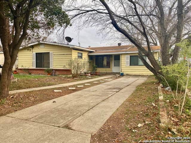 418 Crane Ave, San Antonio, TX 78214 (#1435450) :: The Perry Henderson Group at Berkshire Hathaway Texas Realty