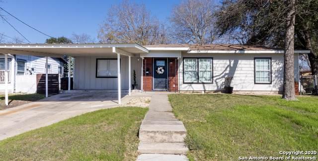 627 Maria Elena, San Antonio, TX 78228 (MLS #1435453) :: Legend Realty Group