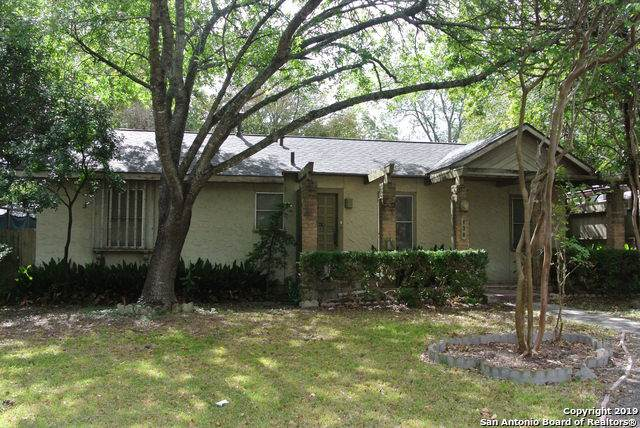 136 Claywell Dr, Alamo Heights, TX 78209 (MLS #1435559) :: The Castillo Group