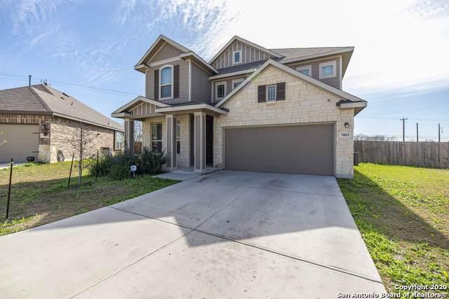 7803 Belmont Valley, San Antonio, TX 78253 (MLS #1435561) :: The Losoya Group