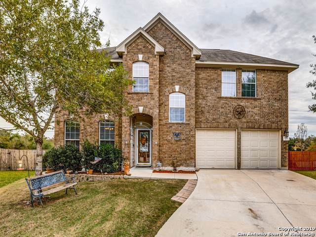 201 Cj Jones Cove, Cibolo, TX 78108 (MLS #1435583) :: The Mullen Group | RE/MAX Access