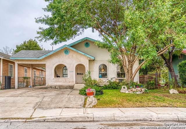 2218 Perez St, San Antonio, TX 78207 (MLS #1435612) :: BHGRE HomeCity